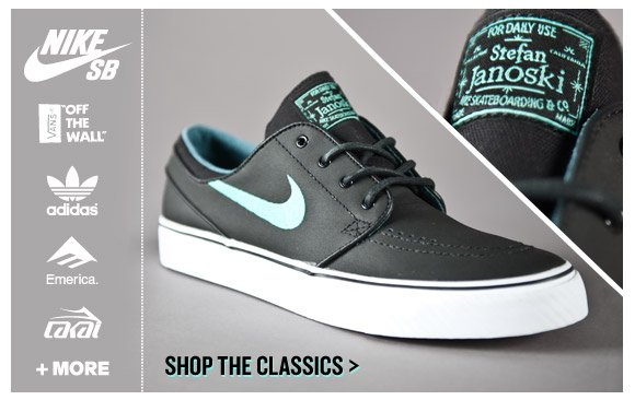 Skate Shoes: Shop the Classics