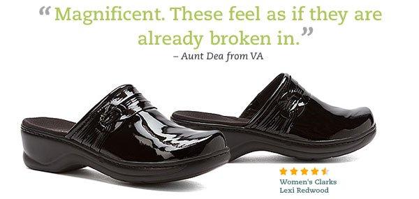 Josef Seibel are wonderful shoes. -Grams, Utah - Women's Clarks Lexi Redwood