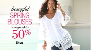 Beautiful Spring Blouses
