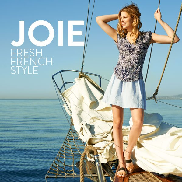 JOIE - FRESH FRENCH STYLE