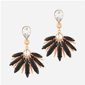 The Waldorf Drop Earrings
