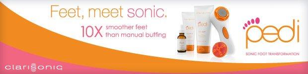 clarisonic pedi   Shop Foot Care »