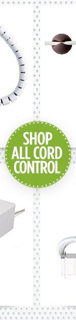 SHOP ALL  CORD CONTROL »