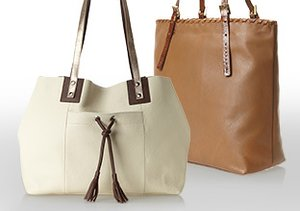 Luxe Leather Totes