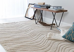 Depth & Dimension: Textural Rugs