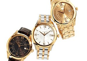 Luxury of Time: Watches feat. Versace