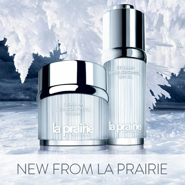 NEW FROM LA PRAIRIE