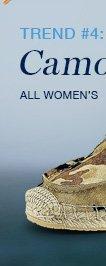 WOMEN'S CAMO