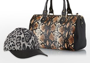 The Wild Side: Bags & Accessories