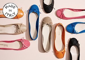 Made in Italy: Ballet Flats