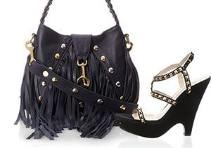 Edgy Accents: Shoes, Bags & More