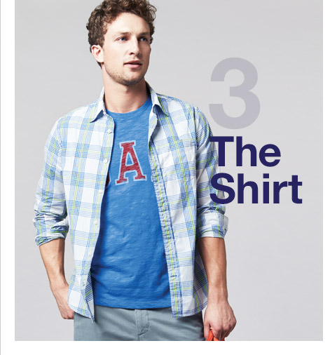 3 The Shirt