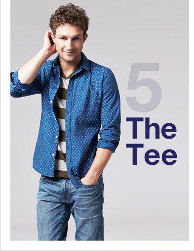5 The Tee
