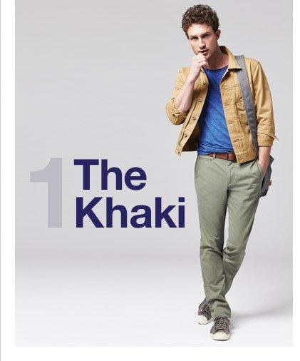 1 The Khaki