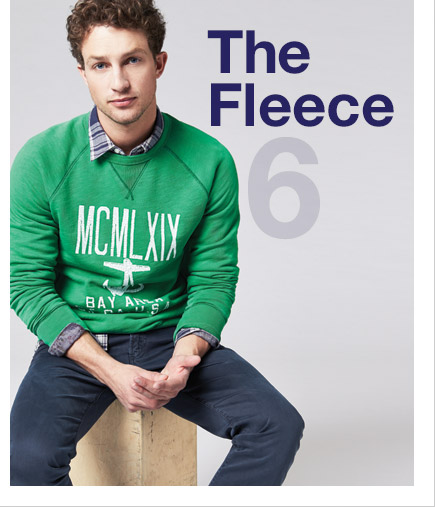 6 The Fleece