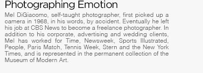 Photographing Emotion