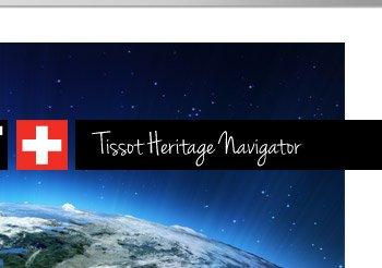 Tissot Heritage Navigator