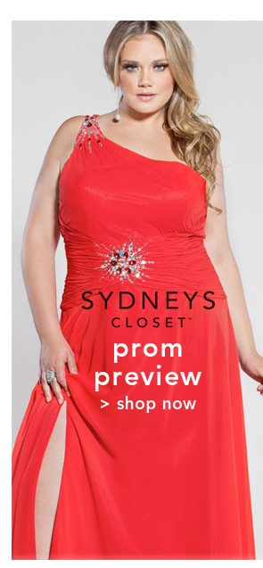 Shop Prom Preview