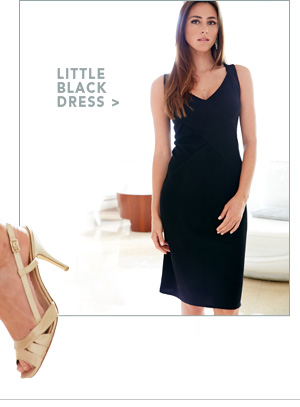 Shop Little Black Dress