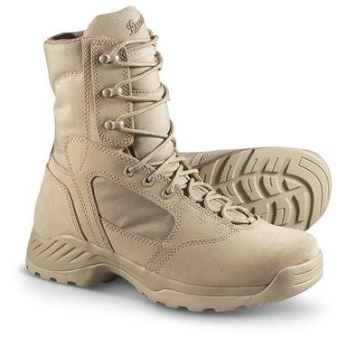 "Men's Danner® Army Kinetic™ 8"" Work Boots"