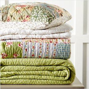Spring-Ready Bedding
