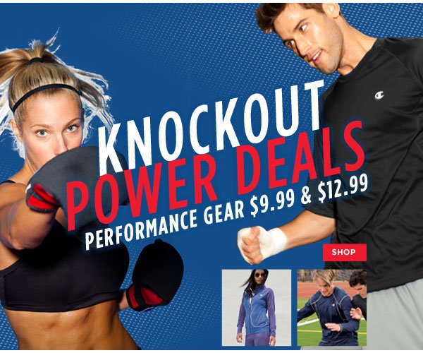 SHOP Knockout Deals!