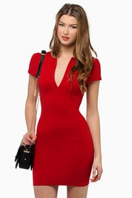 Aria Bodycon Dress $39