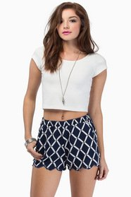 Curve Hugging Crop Top $22