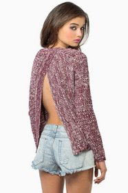 Flyaway Wishes Sweater $60
