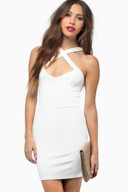 Captive Bodycon Dress $40