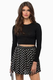 Monica Crop Sweater $16