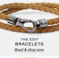 The Edit: Bracelets. Read & shop now