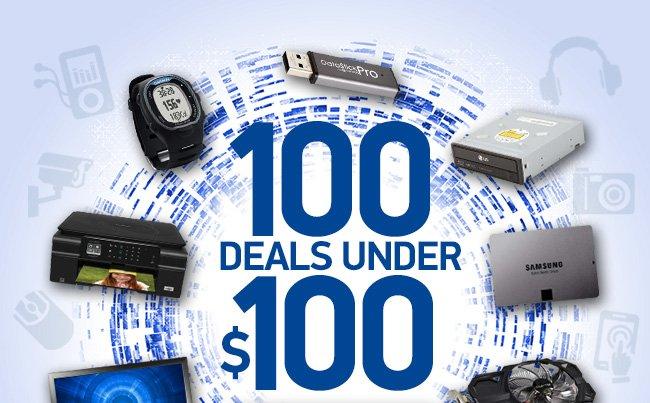 100 ways to save big!
