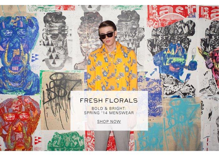 Marc Jacobs | SS14 Menswear