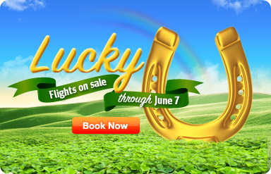 Flights on sale through June 7.