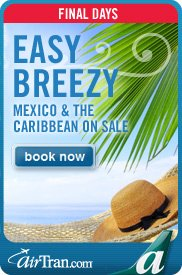 Mexico and the Caribbean on Sale