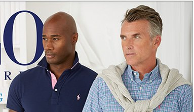 POLO RALPH LAUREN | SIGNS OF SPRING | CLASSIC PREPPY LOOKS IN SOFT COLORS THAT SIGNAL THE RETURN OF WARM WEATHER
