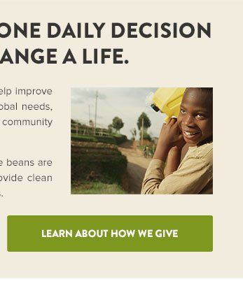 Learn About How We Give