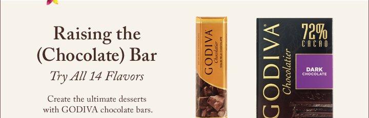 Raising the (Chocolate) Bar