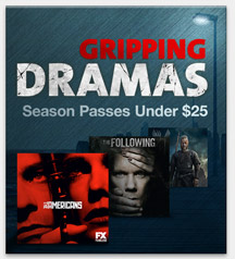 Gripping Dramas - Season Pass Under $25