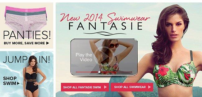 Fantasie Swim Video