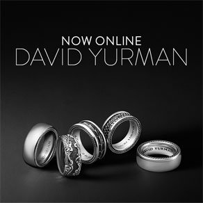 NOW ONLINE - DAVID YURMAN