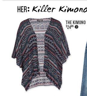 Killer Kimono