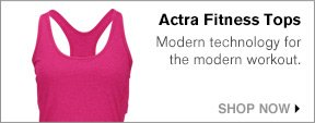 Actra Fitness Tops