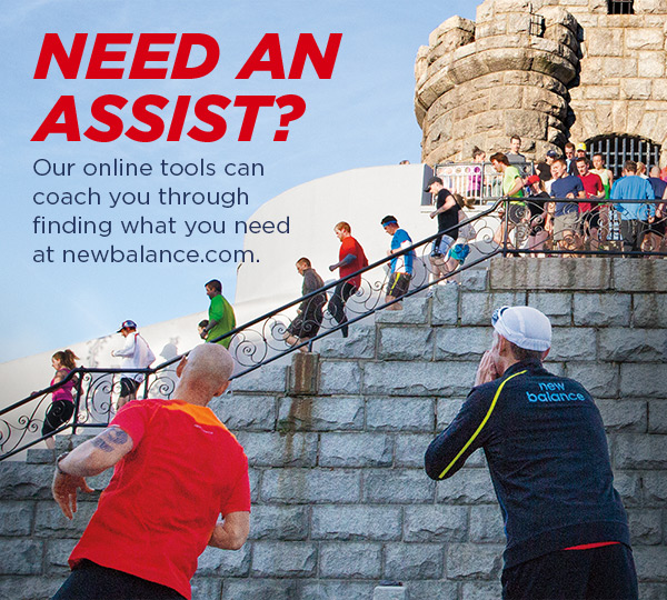 Need an Assist? We'll coach you through finding what you need.