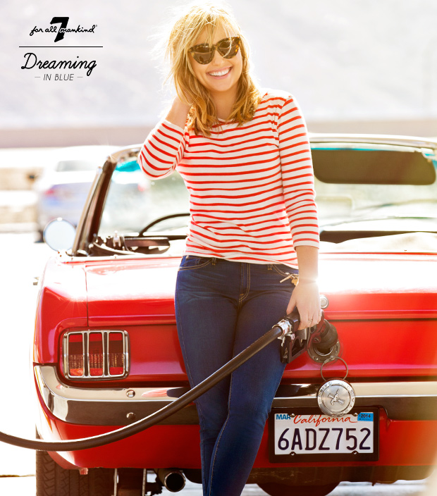 Join Hillary Kerr On Her Stylish California Road Trip With 7 For All Mankind