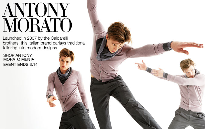 Shop Antony Morato - Men
