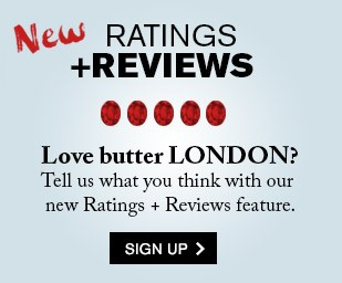 butter London Ratings and Reviews
