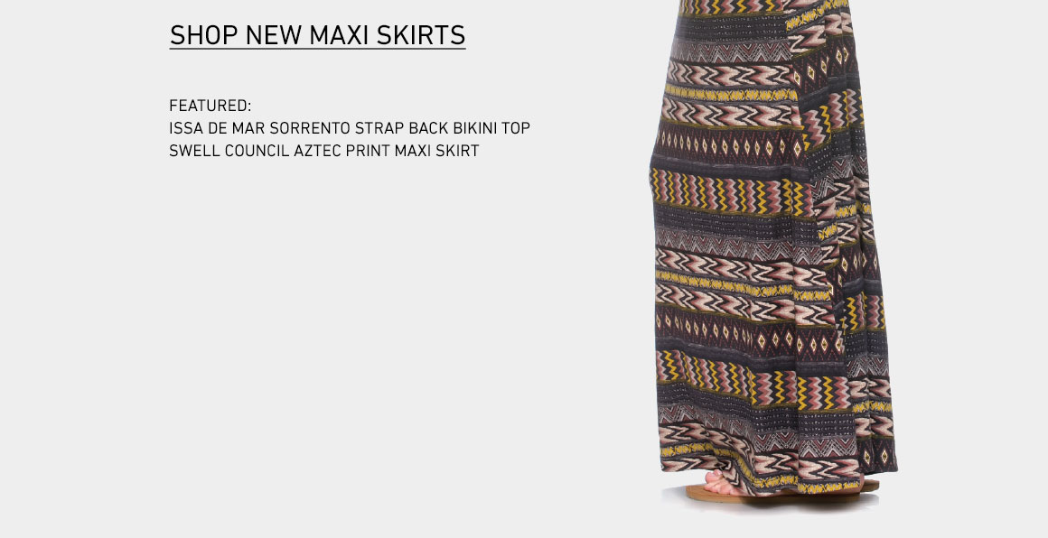 Shop New Maxi Skirts