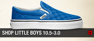 Shop Little Boys Shoes!